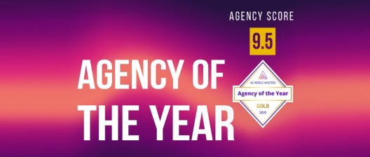 AdWorldMasters - Agency of the Year - 2020