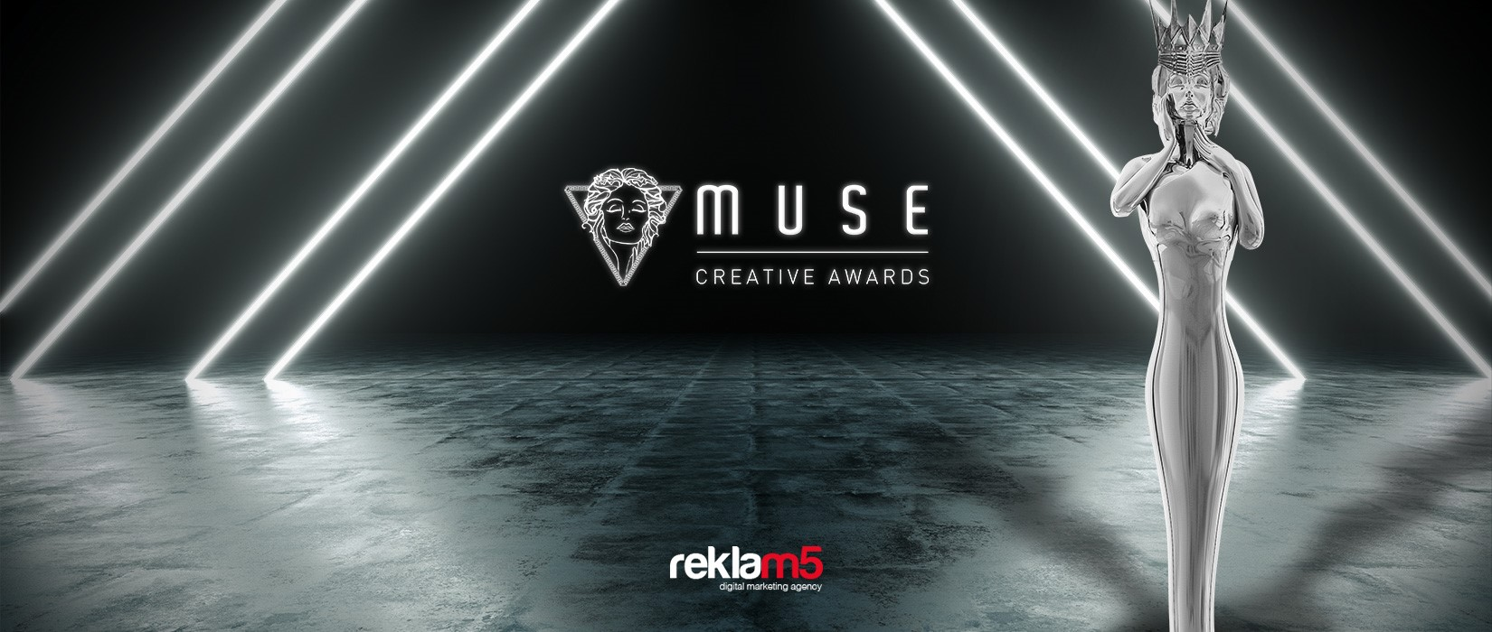 Reklam5 Has Mentioned It's Name One More Time With Successes In Muse Creative Awards!